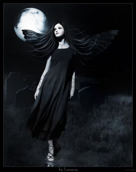 Angel of death by Loreena24