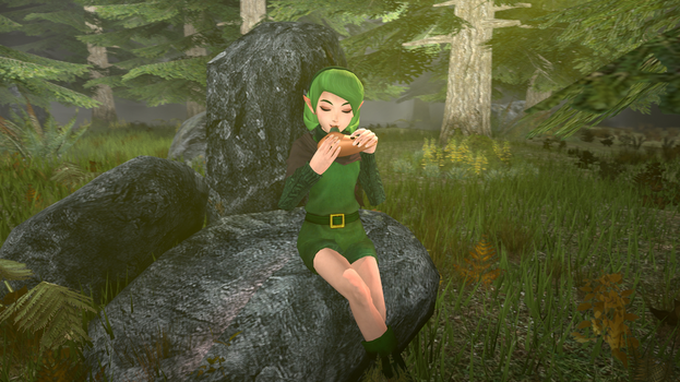 Saria by Mepel