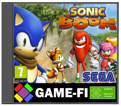 Sonic Boom Game-Fi by LevelInfinitum