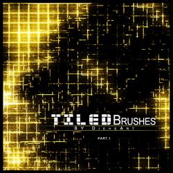 Tiled Brushes Part.1 by DieheArt