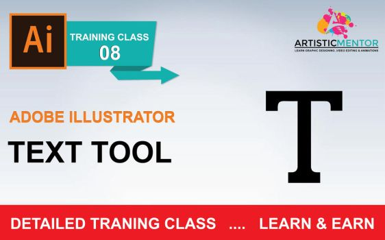 How to use Text tool by ArtisticMentor