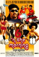 Ice T - 6 'n the morning movie poster concept by Robert-Shane