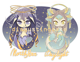 BLISS - Starry Sky rare batch - auction (closed) by disgustingcake