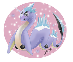 Ice Seviper (Sevicer) by TheNornOnTheGo