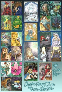 Classic Fairy Tales for Perna Studios Plus APs by Marker-Mistress