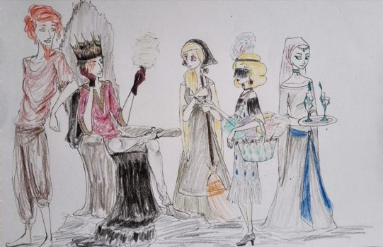 Grouping 2 by Major-Agnes