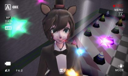 Five Nights at Freddy's 2 : Cam 02 by ValliVall36