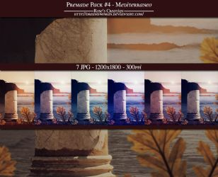 Premade Pack - Mediterraneo by dreamswoman