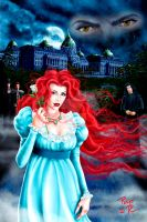 Vengeance of the Vampire by PhilipR
