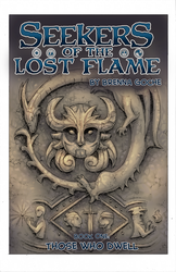 Seekers of the Lost Flame: Cover by CloudyKasumi