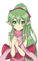 Young Tiki by KyzaCreations