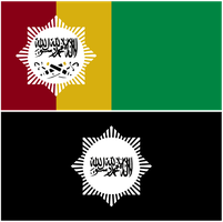 Flag(s) of Afghanistan (2150) by Mattystereo