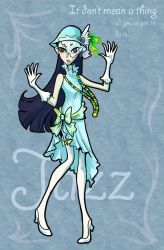 Flapper Jazz by Warlord-of-Noodles
