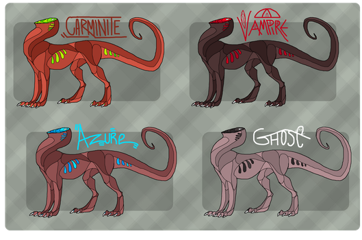 Flesh Dragons - Offer to Adopt - CLOSED by GoneViral