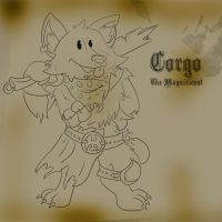 Corgo the Magnificent by Aggrotard