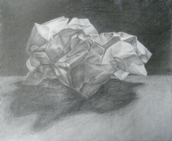 Crumpled by carrena10