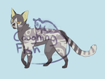 Feline adopt Action ((OPEN)) by CoughingFish