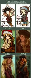 Draw This Again - 2006 to 2017 by CelticBotan