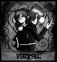 The Good, The Bad And The Razz by Razkall
