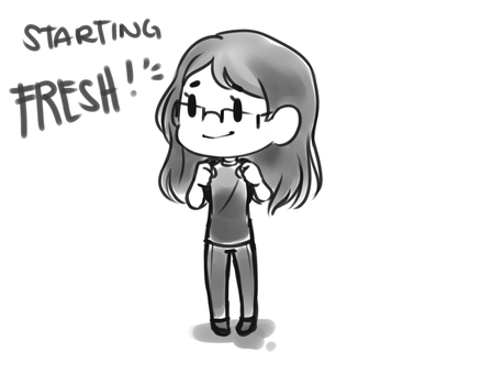 Starting Fresh by paachu4dada888