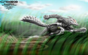 Crysis NanoFoX - Maximum Speed by Unreal-Forever