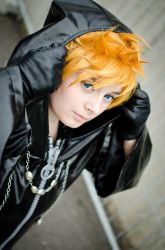 Roxas - Oblivion. by Millahwood