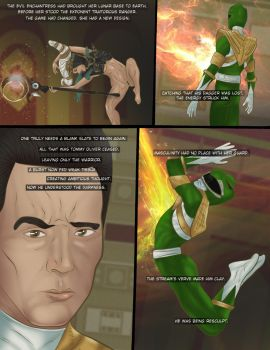 EVIL MOON RANGER (page 1 of 2) by jackcrowder