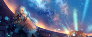 CM | Sky of Love by Kanlamari