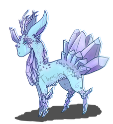 Crystalize Creature Adopt (Closed) by Thestar78956