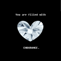Fanmade Undertale Trait #3: ENDURANCE by Phoenix-Prime-3000