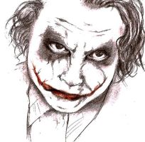The Joker by ElfenCeres