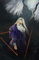 A. P. W. B. Dumbledore by sobbing-jester