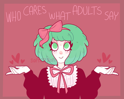 who cares!! by softesthope