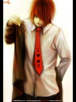 Apple Pie Tie by yuumei