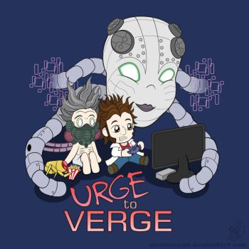 Urge to Verge by MeMiMouse