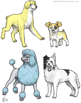 Bleach Doggies 8 by emlan