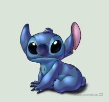 Stitch is love by kaykaykit