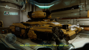 New scorpion tank by GhostHuckebein