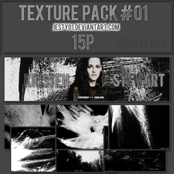 Texture Pack #01 by Jesty01