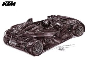 KTM X-Bow Exotic Track Race Car by toyonda