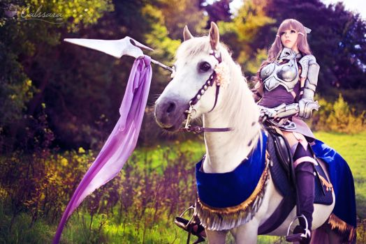Sumia - Fire Emblem by Midgard1612