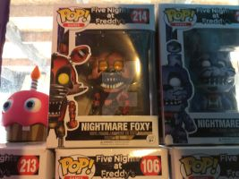 New funkos by fossil-fighter