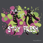 Splatfest Explosion Girls - Stay Fresh by KamuiYamato