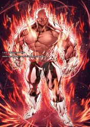 JIREN ULTIMATE Form from Dragon Ball by marvelmania