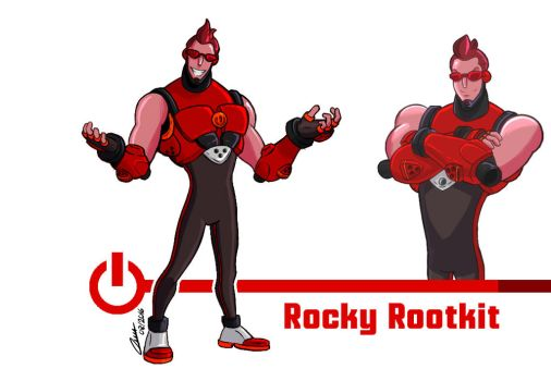 PA-V: Rocky Rootkit by meirol