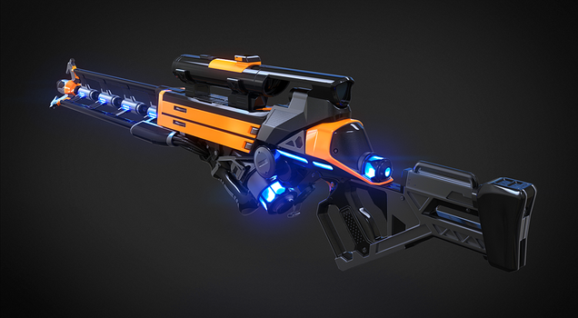 UT Lightning Gun by Aberiu