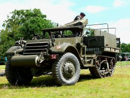 Half Track by amipal