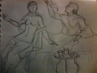 study of ancient Romans life by eureka48