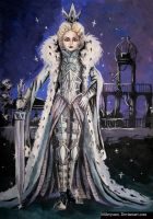 The White Queen by Miletysant