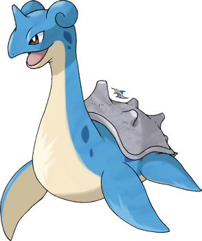Lapras Normal Coloration by Xous54